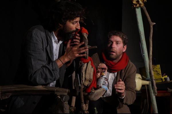 Gepetto, Carlo & le nez de Pinocchio