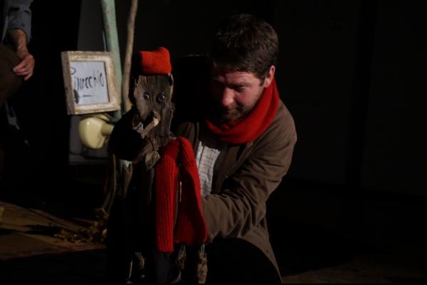Pinocchio & Carlo