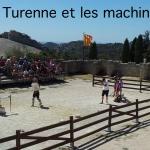 Raymond de Turenne et les machines de guerre